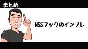 h2見出し「まとめ:NSSフックのインプレ」の画像